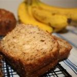 Banana Sour Cream Bread
